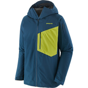 Patagonia Snowdrifter Chaqueta Hombre, crater blue